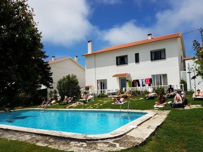 8 Tage Abenteuer und Yoga Retreat in Ericeira, Portugal