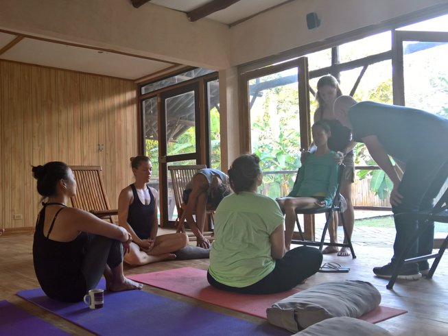 5 Days Spiritual Healing and Yoga Retreat in Costa Rica