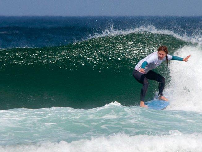 8 jours en retraite de yoga et de surf à Aljezur, Portugal