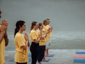 15 Day 200-Hour Vinyasa-Yin & Sound Healing Yoga Teacher Training in Rishikesh