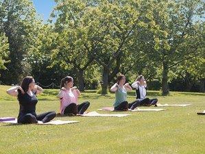 4 Tage Saftkur und Yoga Urlaub in Großbritannien