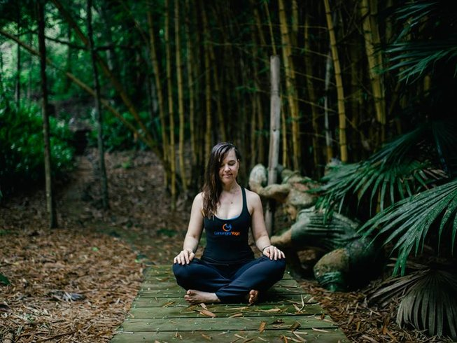 3 Days Weekend Canungra Yoga Retreat Australia