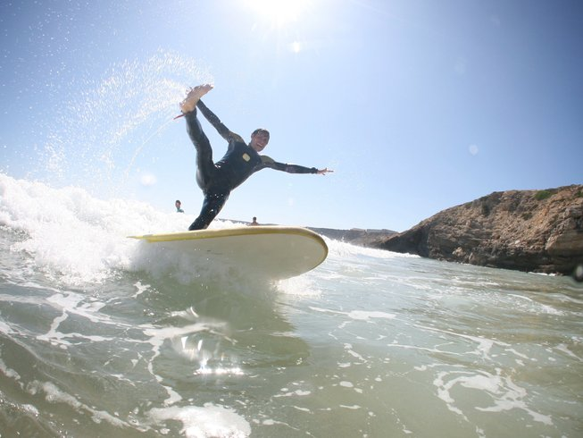 7 Days Surf and Yoga Holiday in Portugal