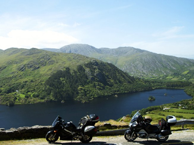 14 Days Self-Guided Netherlands, Germany, Sweden & Norway Motorcycle Tour