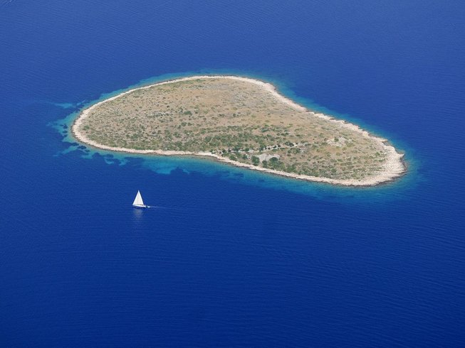 8 Days Sailing & Yoga Holiday Croatia