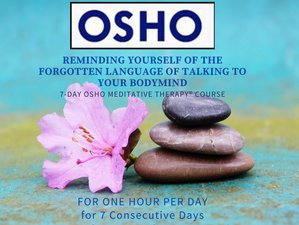 7 Day Osho Reminding Yourself of The Forgotten Language of Talking to Your BodyMind Online Course