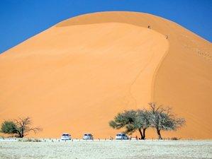 5 Days Epic Sossusvlei and Swakopmund Tour Safari in Namibia
