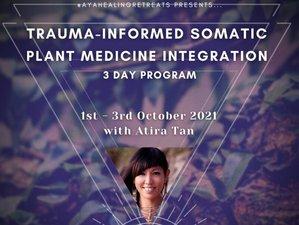 3 Day Online Trauma-Informed Somatic Plant Medicine Integration Course