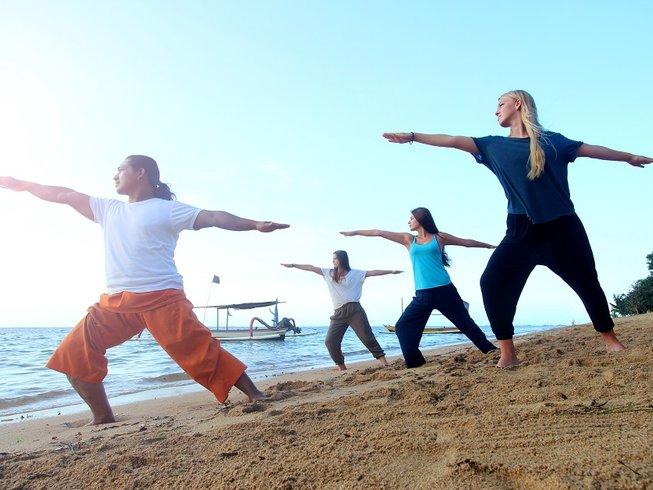 6 Days Yoga Retreat in Seminyak, Bali
