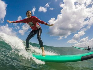 7 Days Stay and Surf Camp in Canggu - Bali, Indonesia