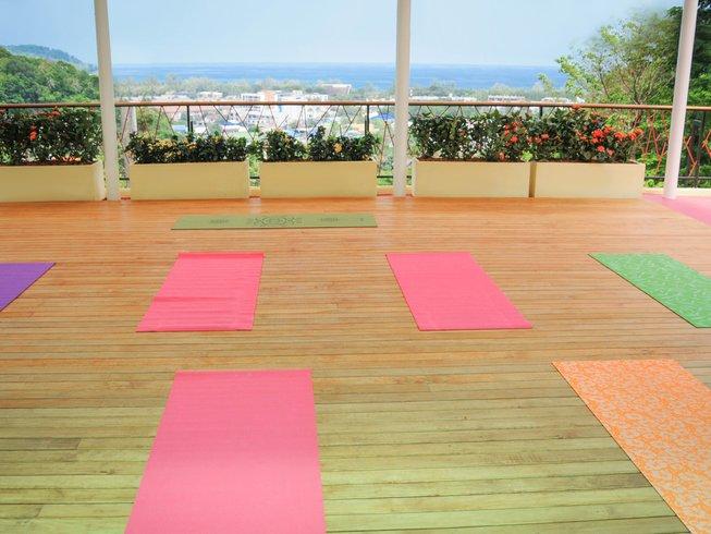 6 Days Yoga Retreat in Thailand