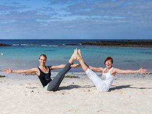 8 Days Rejuvenate Yoga and Pilates Retreat in Fuerteventura, Spain