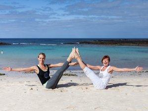 8 jours en stage de yoga et Pilates pour se ressourcer à Fuerteventura, Espagne