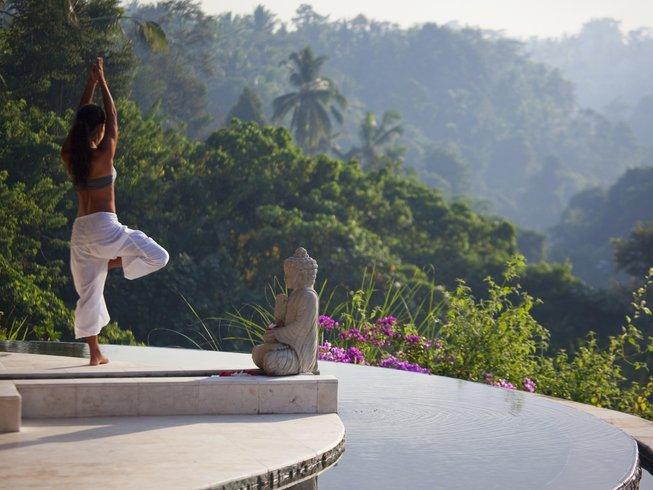 8 Days Art and Yoga Retreat Ubud, Bali