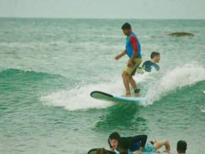 7 Tage Coco Surf Camp für Gruppen von Sechs Personen in Arugam Bay, Ostprovinz