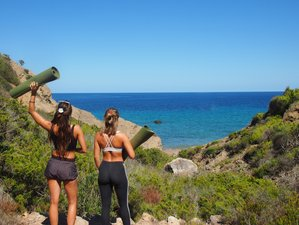 5 Day Perfect Private Yoga Retreat with Blue Skies and Sea Views in Ibiza