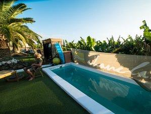 8 Days Yoga and Surf Holiday in Tijoco Bajo, Adeje, Spain