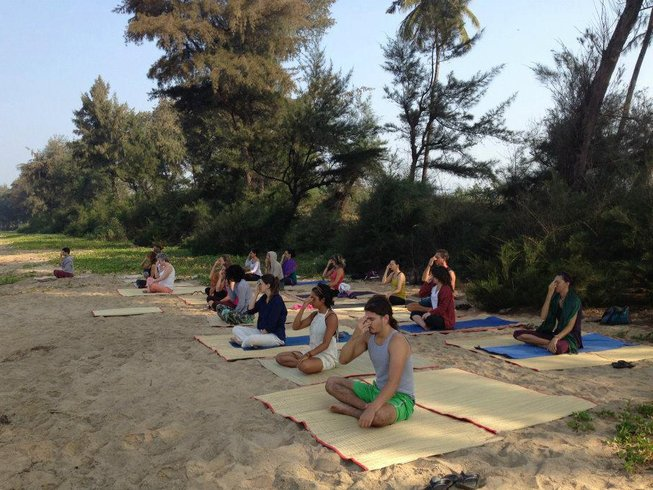 3 Days Tantric Yoga Retreat in South Africa