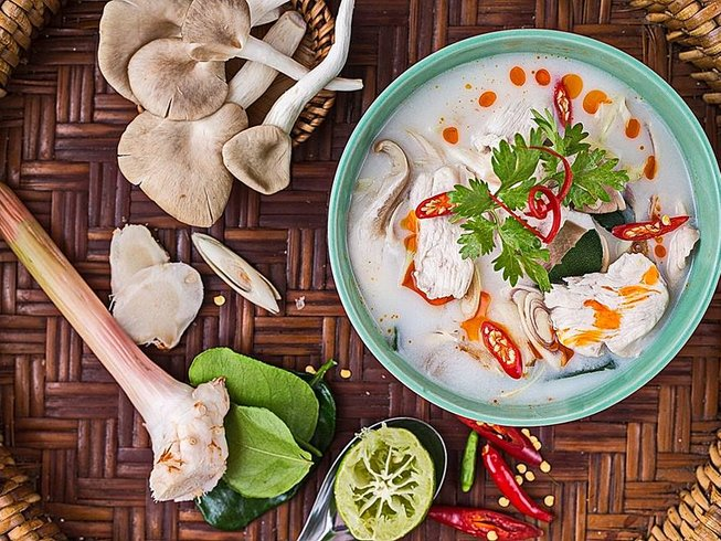 5 Days Advanced Cooking Course in Thailand