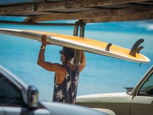 8 Day Surf & Cowork Package in Jaco, Puntarenas