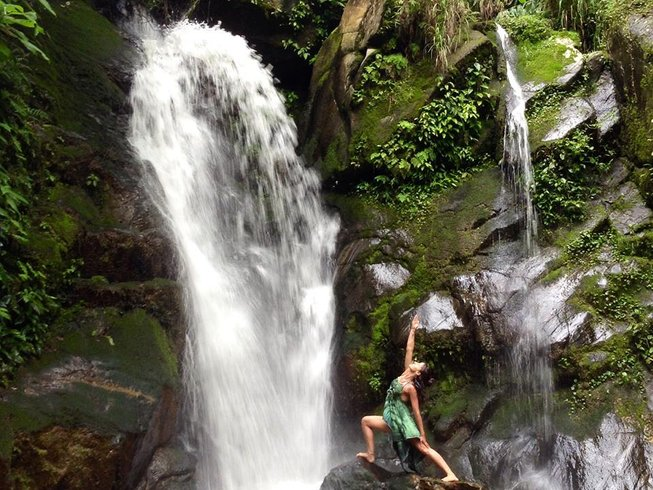 7 Days Beach & Forest Yoga Retreat in Brazil