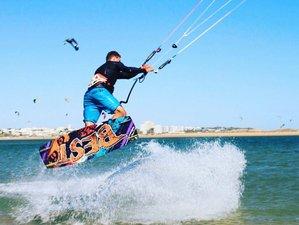 8 Day Winter Kitesurfing Camp in Lagos, Algarve