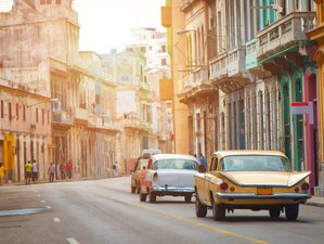 8 Days Cultural Immersion Yoga Holiday in Havana, Cuba