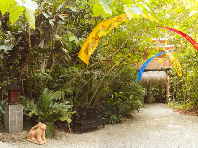 6 Days Juice Detox and Yoga Retreat in Costa Rica