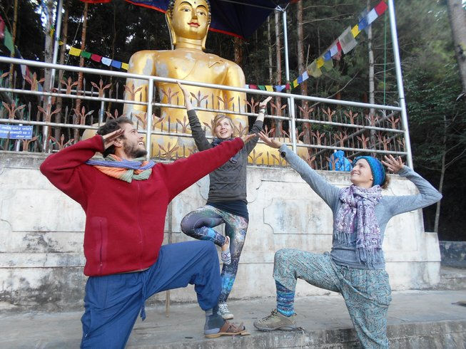 6 Days Tantra Yoga Bliss Retreat in Nepal