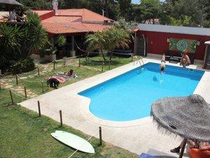 5 Days Surf Camp in Costa Da Caparica, Portugal