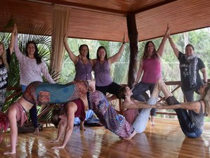 22 Day 300 Hour Advanced Accessible Yoga Teacher Training in Nicoya Peninsula