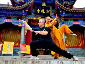 3 Months Immersion Certified Trainer Program at the Official Shaolin Temple Yunnan, China