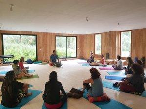 7 jours en stage de yoga, randonnée, méditation et écriture à Baugé-en-Anjou, Pays de la Loire