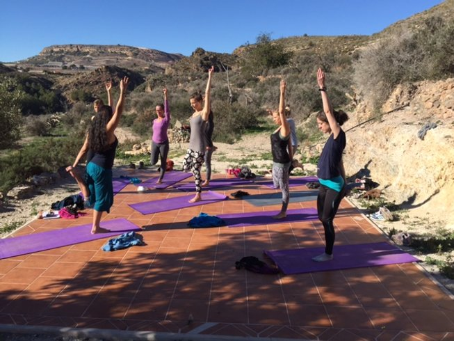 7 Days Play To Connect Yoga Retreat in Spain