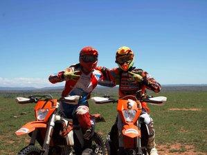 6 Days Masai Mara Safari Easy Off-Road Guided Motorcycle Tour in Kenya