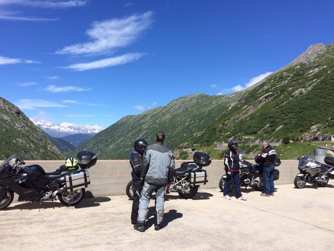 9 Days Coast-to-Coast Motorcycle Tour Italy