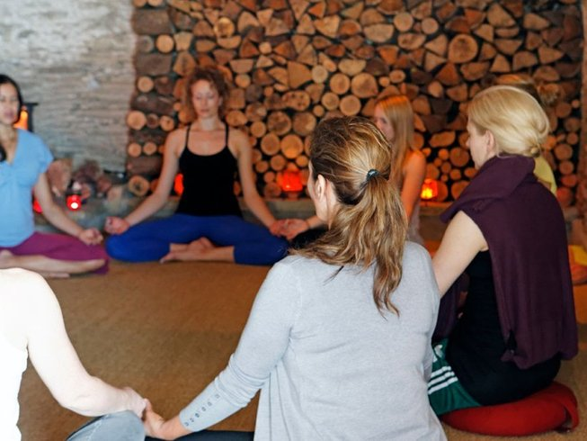 4 Days Yoga Music Weekend Retreat In North Devon Uk