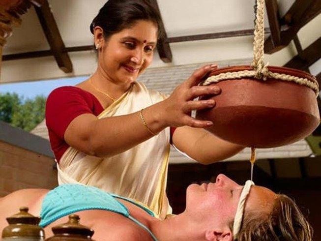 10 dís bienestar y exótico retiro de yoga en el sur de India