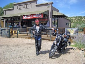 16 Day Coyote Trails Fully Guided Motorcycle Tours in USA