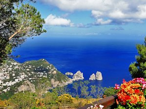 8 Days Paradise Cooking Holiday on Amalfi Coast, Italy
