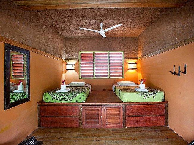 7 Days Yoga Retreat at Ak'bol Eco Resort in Belize