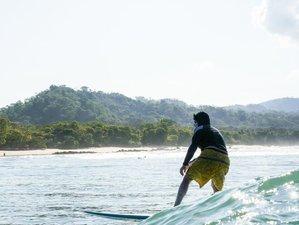 8 Day New Year's Yoga and Surf Camp in Santa Teresa, Puntarenas Province