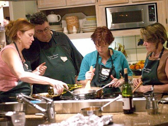 6 Days Wine Country Tour and Cooking Vacations USA