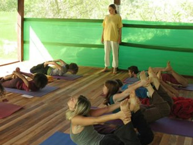 4 Days Tranquil Meditation and Yoga Retreat in Peru