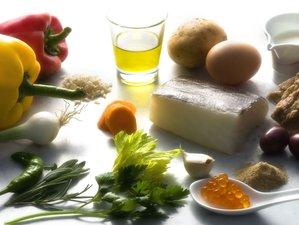 3 Days Mediterranean Weekend Cooking Holidays in Italy