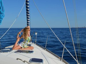 3 Days Sailing and Yoga Holiday in Sicily
