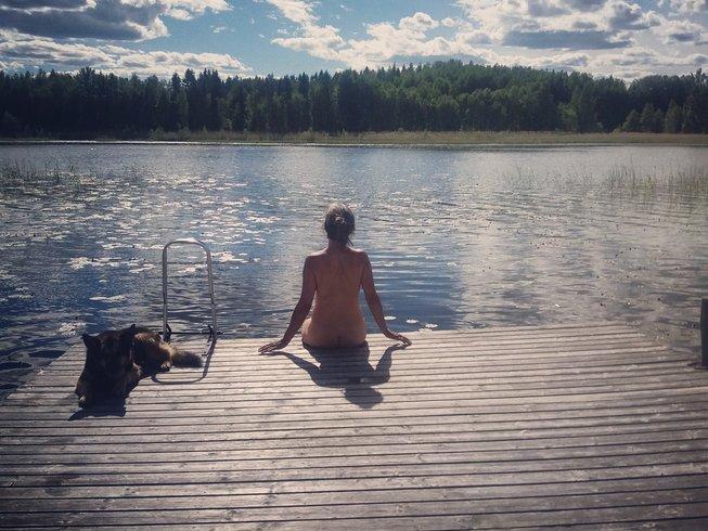 3-Daagse Creatief Koken en Yoga Retraite in Torsåker, Zweden