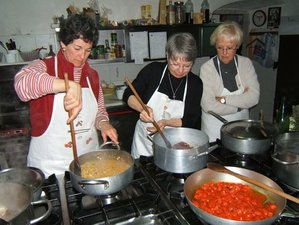7 Day Language and Cooking Holidays in Penne, Province of Pescara