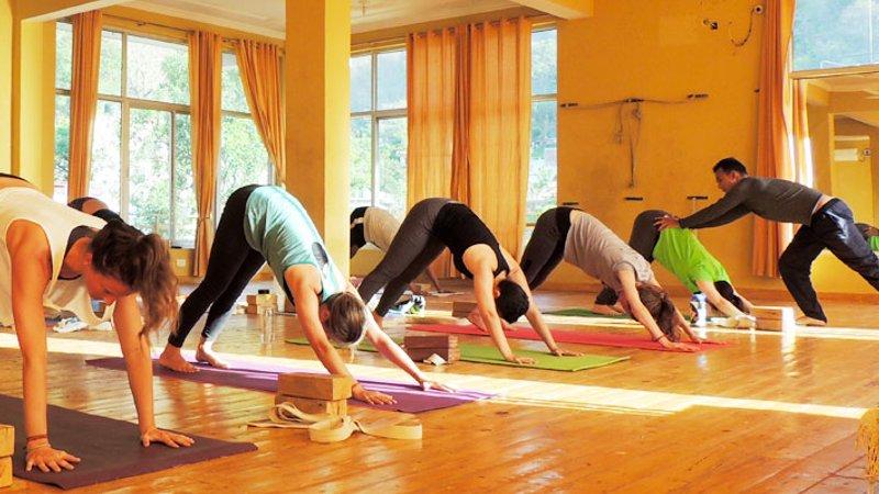 7 Days Yoga Retreat In Rishikesh India
