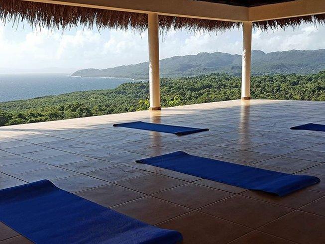 8 jours en stage de yoga, méditation et découverte de la République Dominicaine